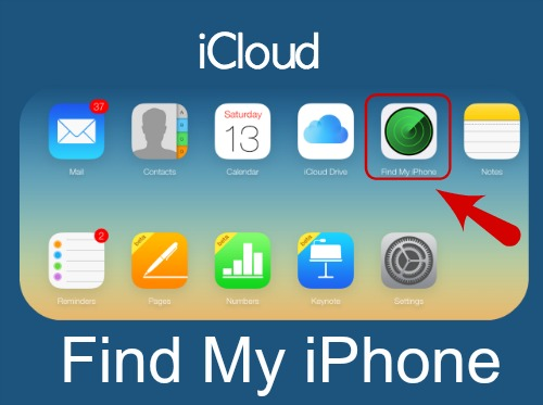 Find My Iphone App On Computer