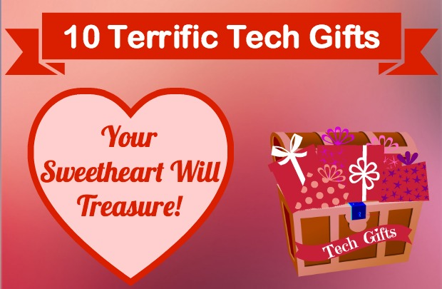 Valentines Day Gifts Tech