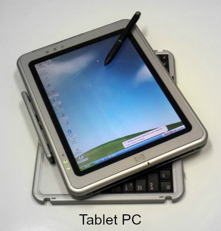 Microsoft 2001 Tablet PC
