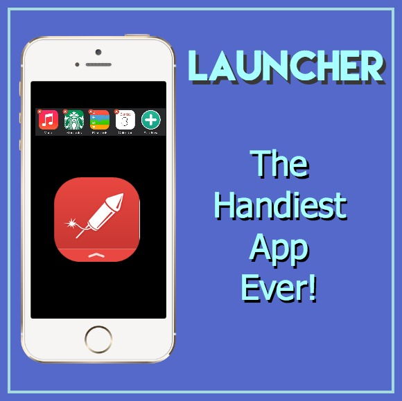 Launcher App iPhone