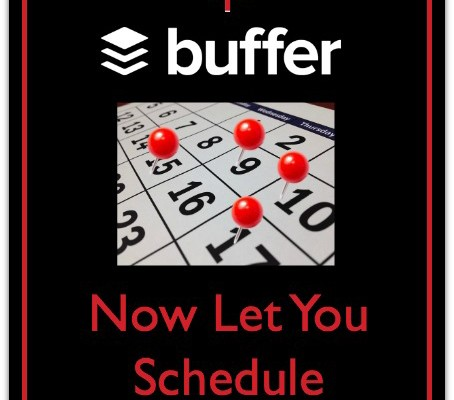 Pinterest + Buffer Now Let You Schedule Your Pins!