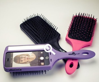 Brush for Selfies