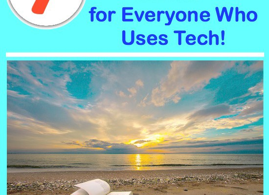 7 Must-Read Books for Everyone Who Uses Tech