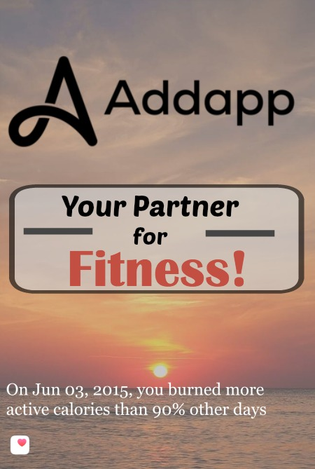 Addapp: Your Partner for Fitness!