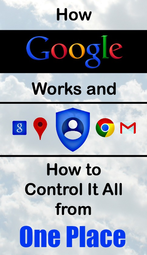 Google My Account and How it works