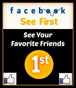 How to Use Facebook See First