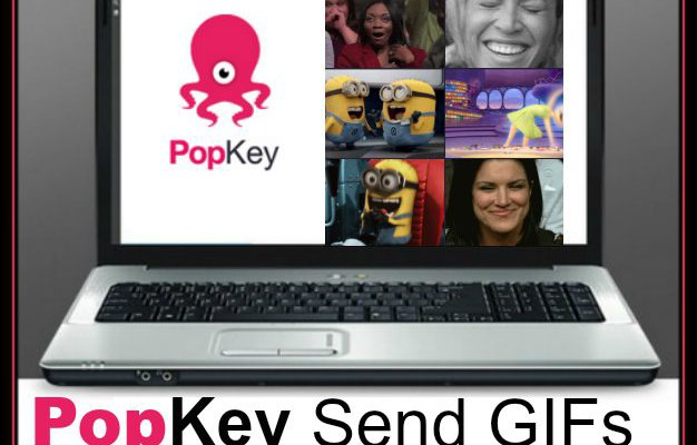 PopKey Send GIFs Now Available for Your Computer!