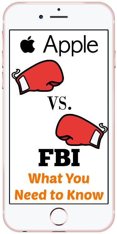 Apple vs. FBI — What You Need to Know