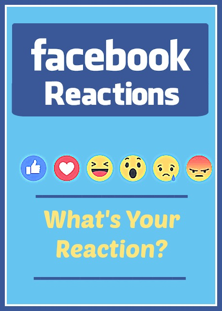 Facebook Reactions — What's Your Reaction? [Poll]