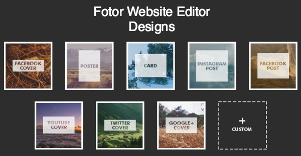 The Fotor website also has a helpful blog and tutorials for ...: www.wonderoftech.com/fotor-photo-editing