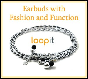 Loopit – Earbuds with Fashion and Function