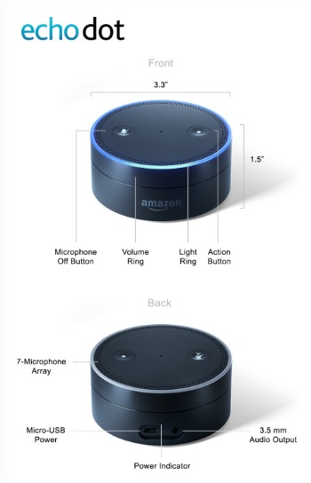 echo dot and amazon tap 2 new ways to ask alexa anything. Black Bedroom Furniture Sets. Home Design Ideas