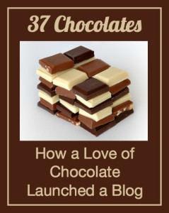 37 Chocolates: How a Love of Chocolate Launched a Blog