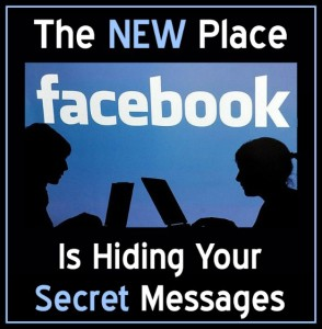 The NEW Place Facebook Is Hiding Your Secret Messages
