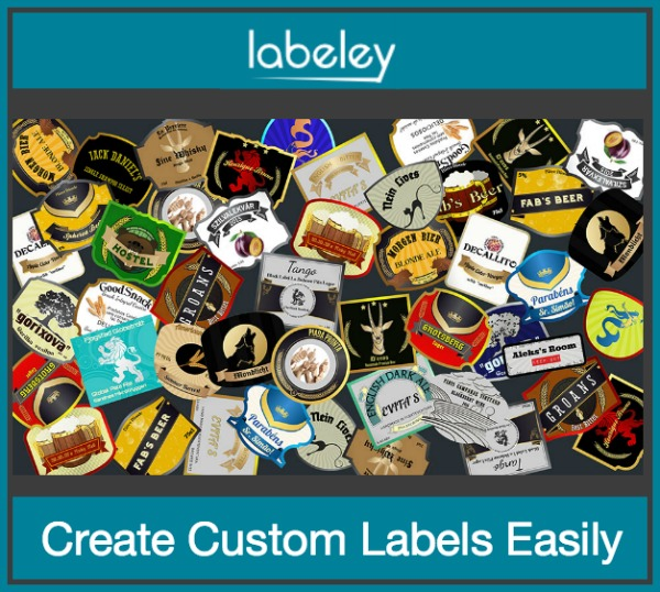 Labeley – Create Custom Labels Easily