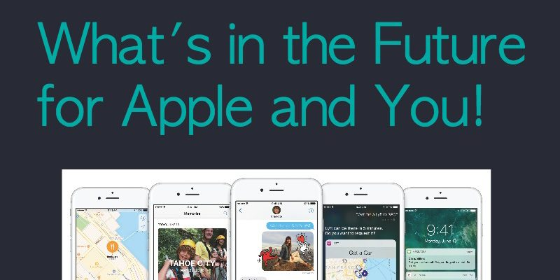 WWDC 2016 — What's in the Future for Apple and You!