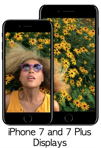 iPhone 7 and 7 Plus Screens