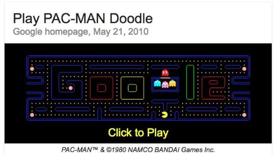 7 Hidden Google Games and How to Find Them
