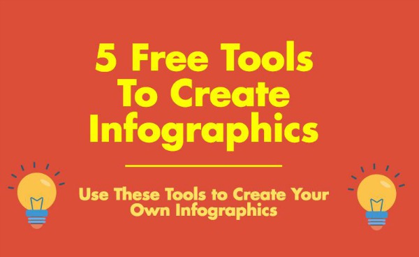 5 Free Tools to Create Your Own Infographics