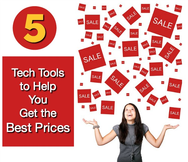 5 Tech Tools to Help You Get the Best Prices