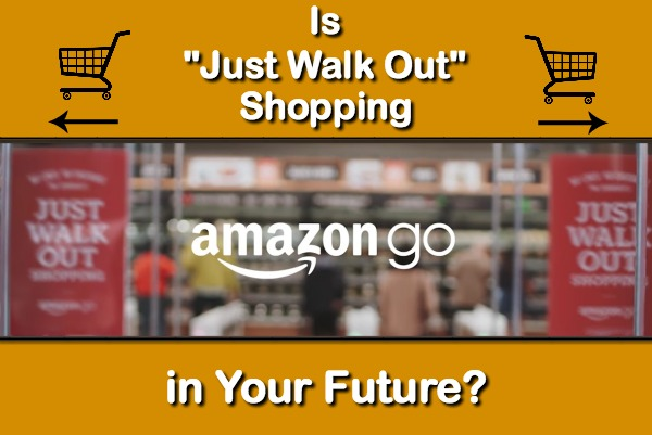 Amazon Go Shopping