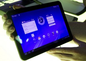 Motorola, Xoom, Android, Tablet, Honeycomb