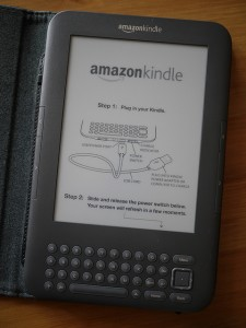 Amazon, Kindle