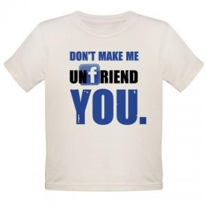 Facebook, Unfriend