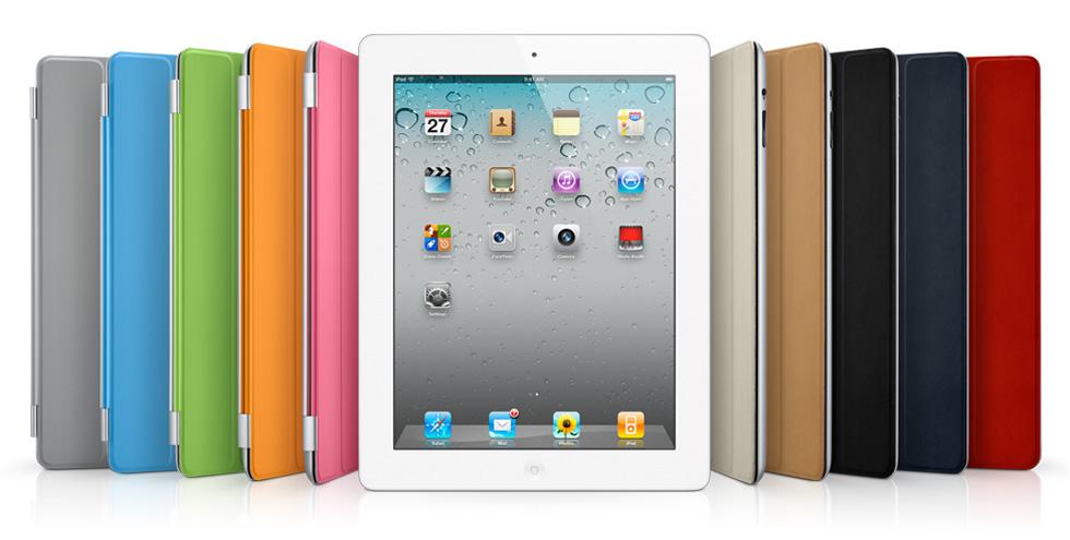 iPad, Smart Cover