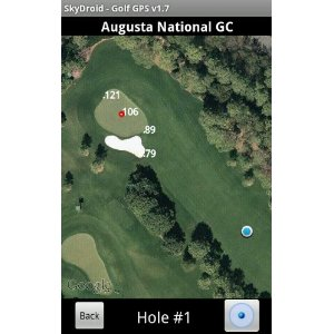 SkyDroid Golf App