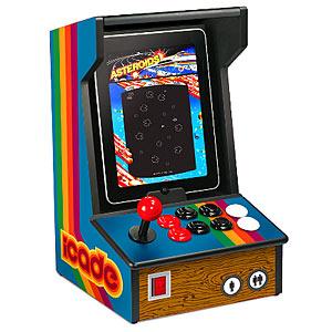 iPad Arcade iCade