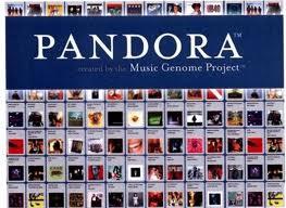 Pandora, Internet Radio