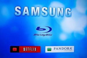 Samsung,  Pandora, Internet Radio