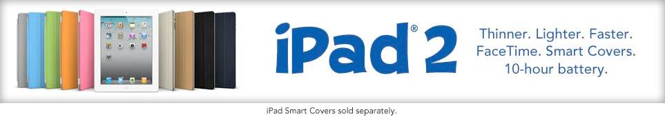Toys R Us, iPad