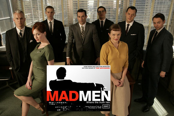 Crackle, Mad Men