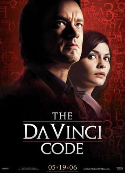 Crackle, The Da Vinci Code