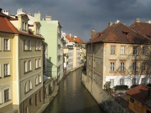 Dynamic Light Prague After