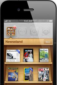 Apple Newstand