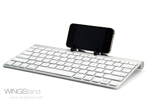 Wingstand iPhone