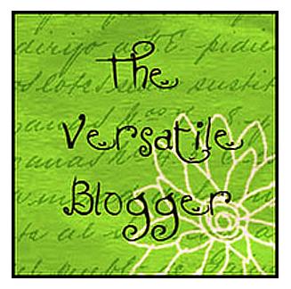 Versatile Blogger's Award