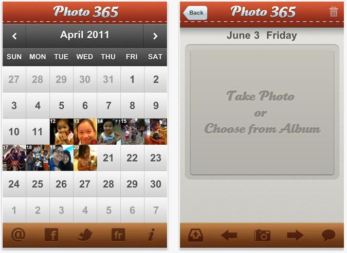 Photo 365 Screenshot