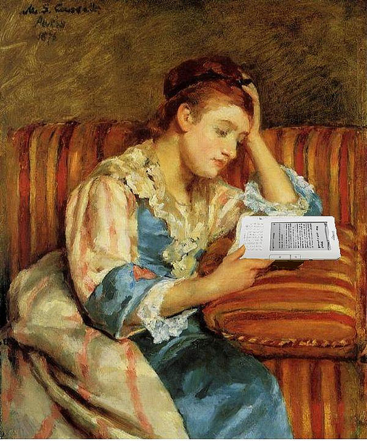 Kindle Mary Cassatt