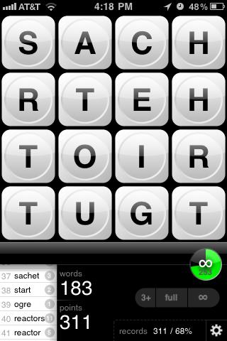 Quordy iPhone App