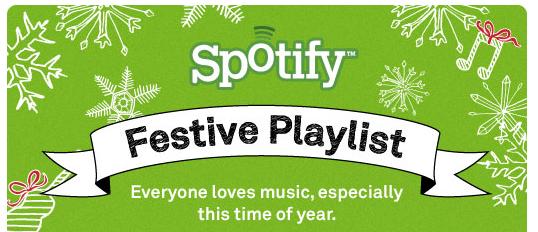 Spotify Christmas