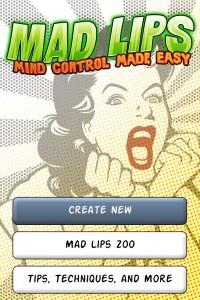 Mad Lips App