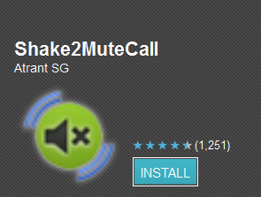 Android Mute App