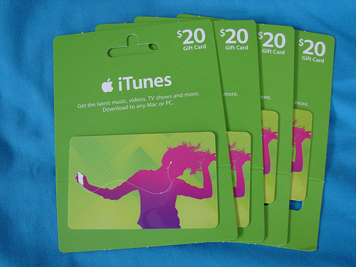 How To Buy An Itunes Gift Card On Iphone