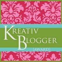 The Kreative Blogger Award!