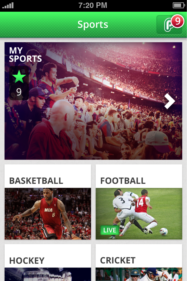 PlayUp Sports