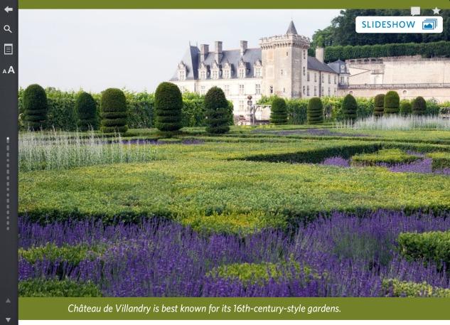 Inkling Chateau de Villandry